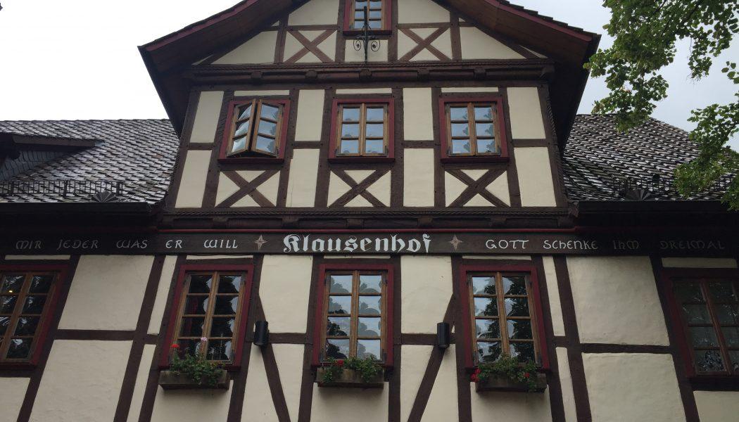 Der Klausenhof in Bornhagen