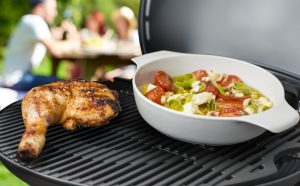 Grillgemüsebraten mit dem Cook&Serve von Eschenbach Porzellan