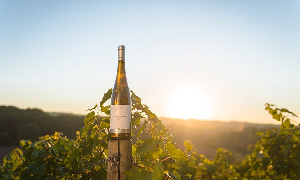 Flasche_weinberg-Weingut Zahn