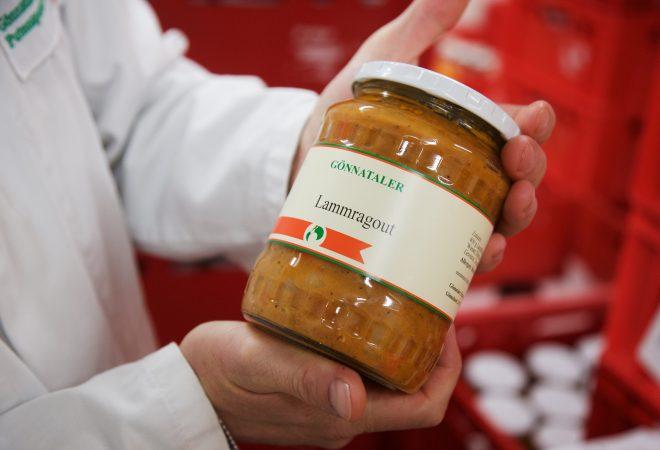 Genussreise 4_Thüringer Landpartie_Regionale Produkte Gönnataler Lammragout_Peter Eichler