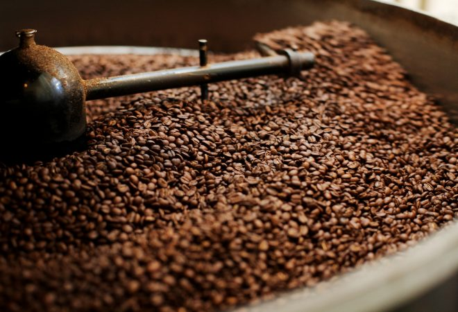 Kaffeeroesterei