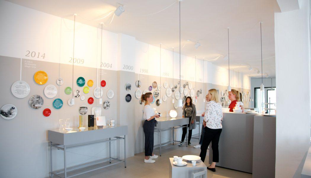 die Geschichte der Porzellanmanufaktur KAHLA