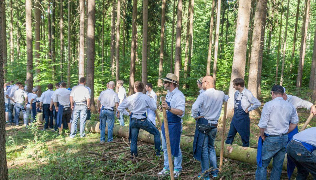 ©Tony Matysik/ Burschengesellschaft des Maibaumsetzens Bad Klosterlausnitz