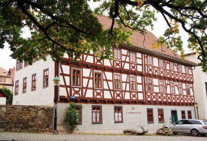 Hotel Stadthaus Arnstadt