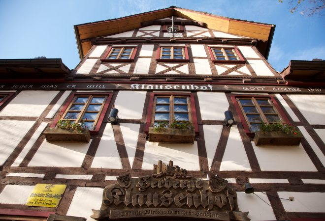 IMG_1095_Klausenhof Außenansicht_Quelle Thür. Tourismusverband Jena-Saale-Holzland e.V._Foto Peter Eichler
