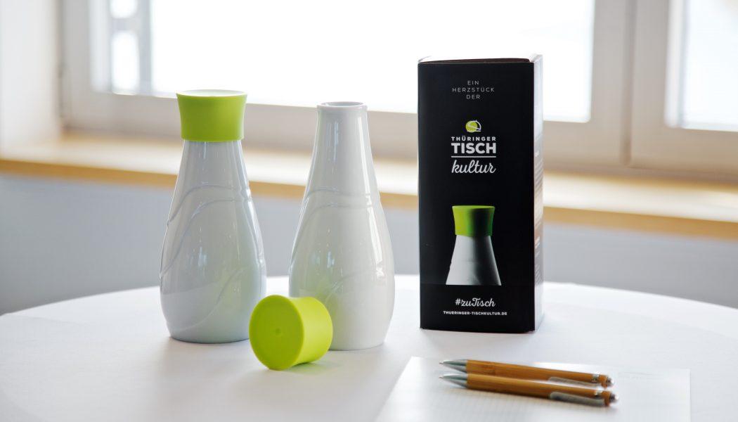 Porzellantrinkflasche Tavolina