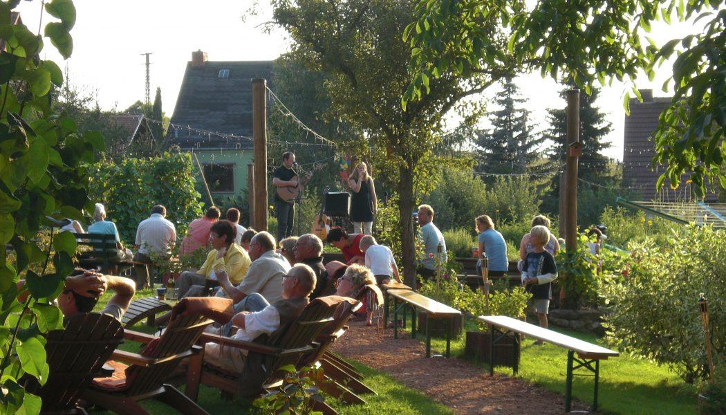 CIMG1304_Lehmhof Lindig_Gartenfest mit Abendstimmung