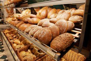 Brot & Brötchen im Kaffeehaus Gräfe, Eisenberg