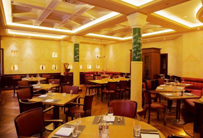 Weinstube des Hotel Zumnorde, Erfurt